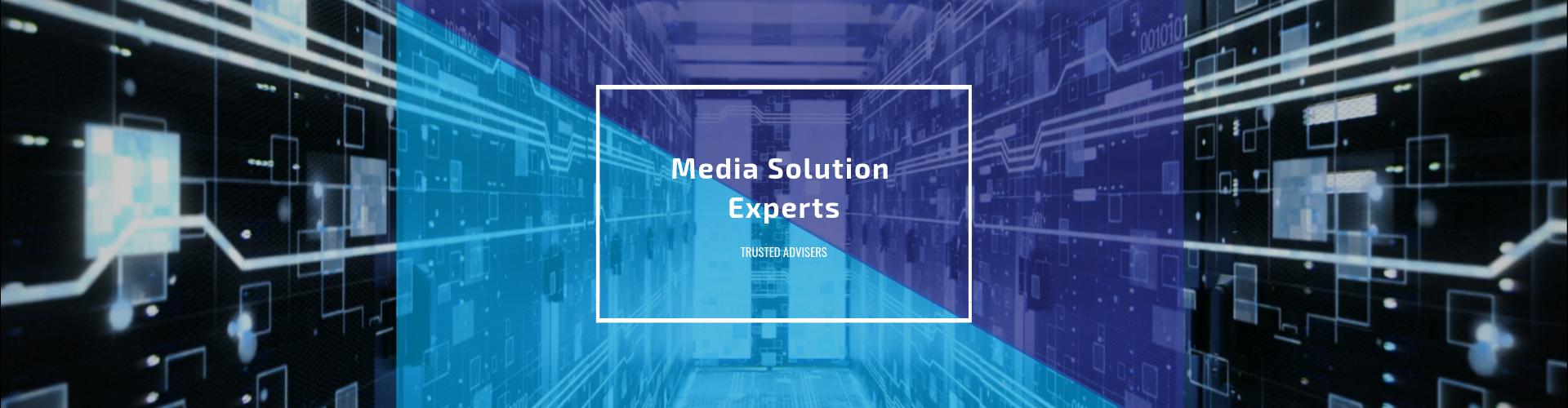 Digital Media Solution Experts